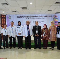 RSUD Taman Husada Bontang Menuju Akreditasi SNARS Edisi 1.1