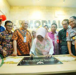 Resmi, RSUD Taman Husada Bontang Memiliki Gedung Baru Hemodialisa
