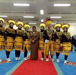 RSUD Taman Husada Bontang Raih Juara 2 Lomba Senam Poco Poco
