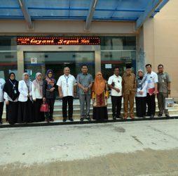 Komisi IV DPRD Provinsi Kaltim Berkunjung ke RSUD Taman Husada Bontang