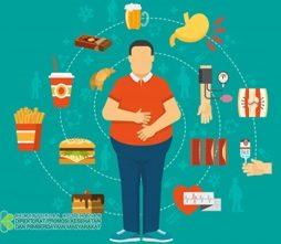 Pengaruh Konsumsi Gula, Garam dan Lemak Berlebih Terhadap Penyakit Tidak Menular