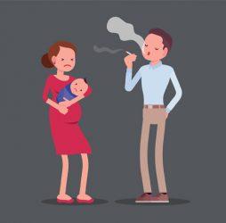 Dampak Asap Rokok Bagi Anak-Anak