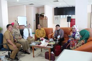 Pertemuan Tim KARS dengan Dewan Pengawas